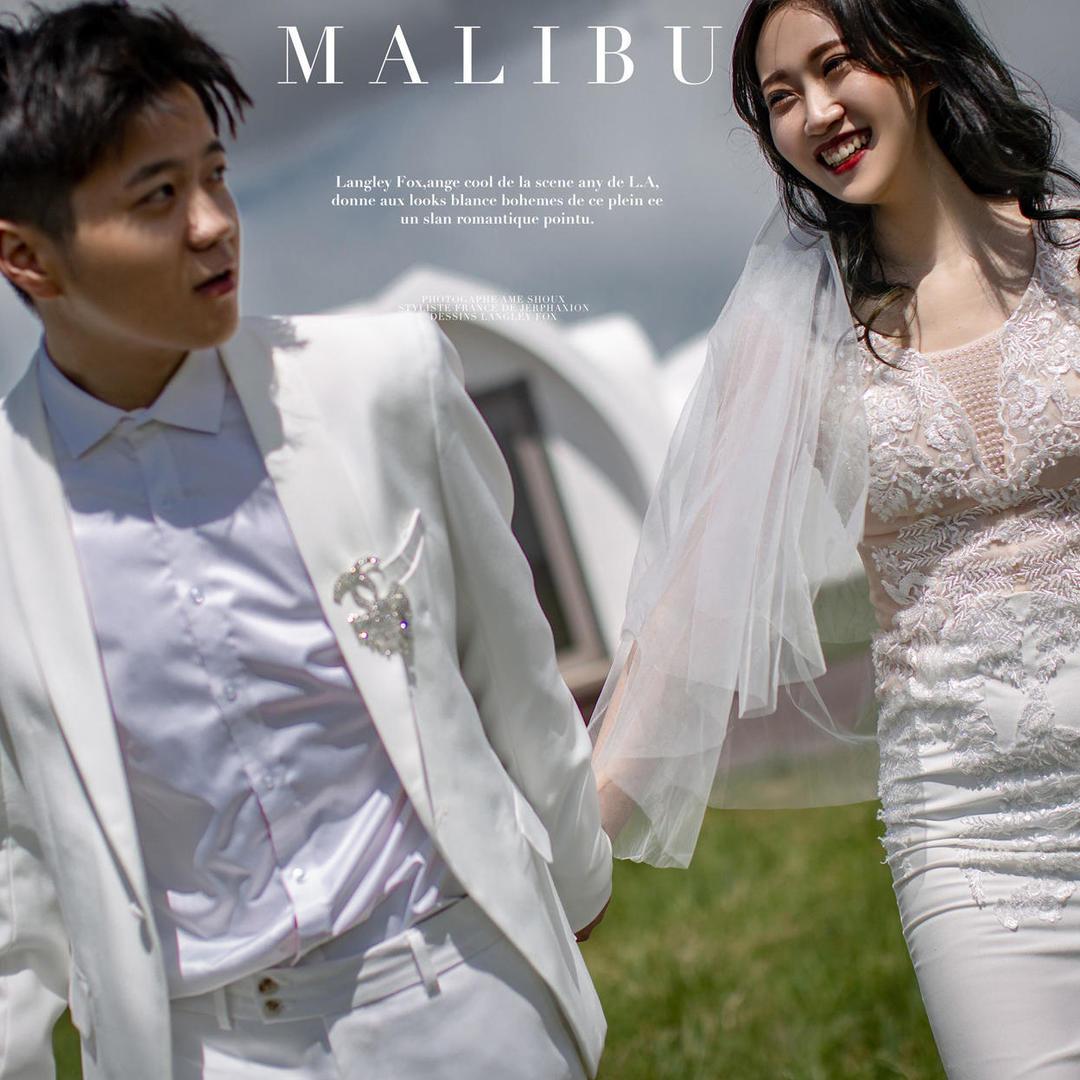 创意民族风婚纱照|时尚韩式个性婚纱照