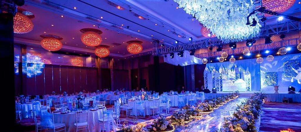 苏州香雪海饭店宴会厅