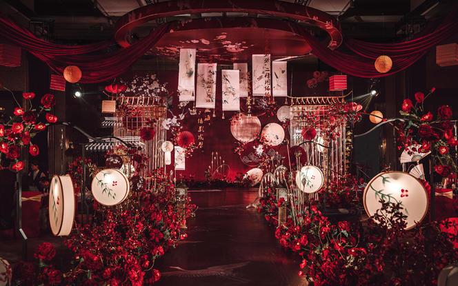 『渔田婚礼』素月藏海 倩影成壁