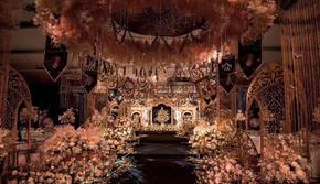 金百合 婚礼 欧式宫廷典雅