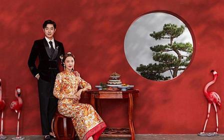【东方国美】风格任选+网红国潮婚纱照