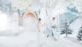【热销】万平基地 6服6造+双外景婚纱+旅拍婚纱