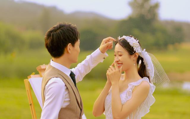 【7月客照欣赏】邓先生&胡女士-木兰草原