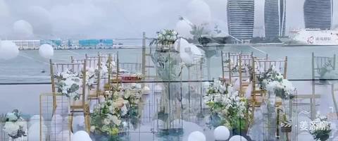 三亚天空之城水台婚礼 仅售8888元