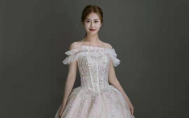 仙女飘飘蓬蓬纱,优雅、浪漫。