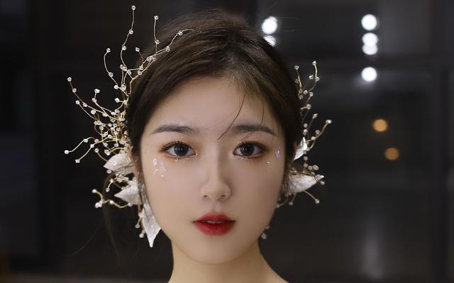 【悠蜜造型】减龄日韩blingbling水晶公主