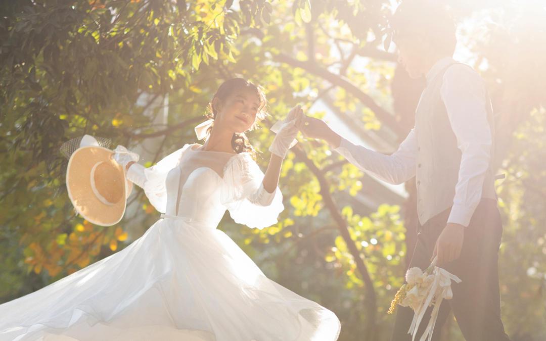 10服10造-个性  超值婚纱照套餐