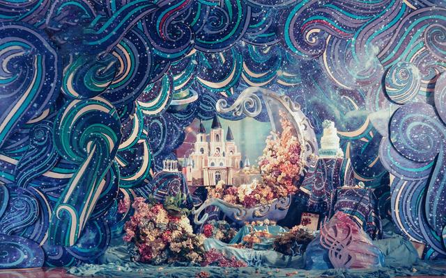 《海城星澜》-广阔的海,奇幻的城堡