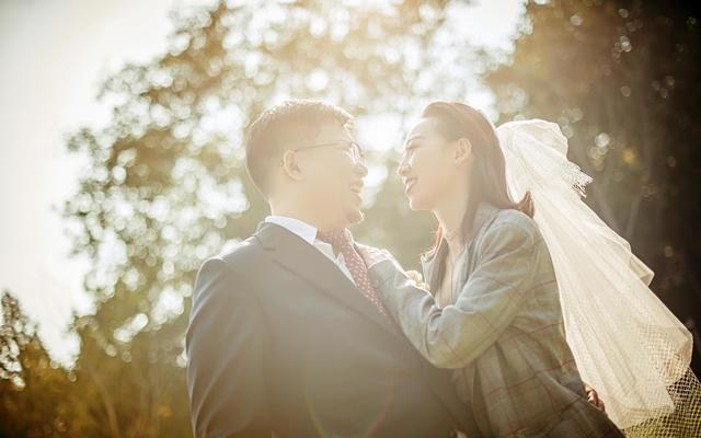 拾间婚礼影像-你的怀抱就是我的避风港