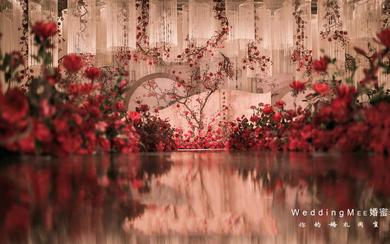 杭州婚蜜 | 香槟色新中式