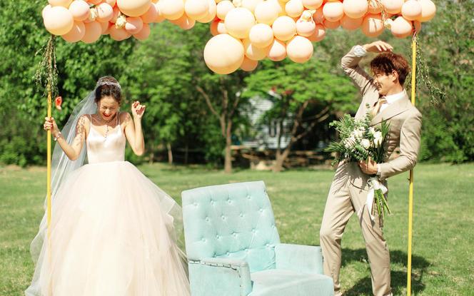 【青春仪式感】纪实系甜蜜开拍&抢先体验婚礼进行时
