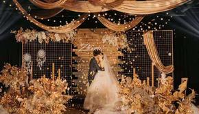 【花海阁】微光 20年婚礼新趋势美式田园风婚礼