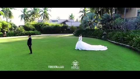 省心婚礼一价包:五星级酒店+场地+布置+四大金刚