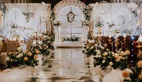 【奢华欧式性价比超过!】以爱人身份 婚礼策划布置
