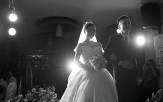 北海婚礼摄像跟拍 单机位 文艺清新婚礼MV