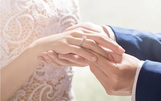 30分美国GIA认证经典六爪求婚戒指