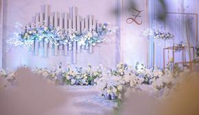 【晨曦】小型婚礼蓝色小清新