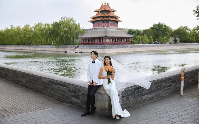 【京旅爆款】北京特色外景婚纱照