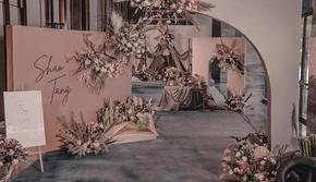 瑞祥文化馆丨室内婚礼丨古典