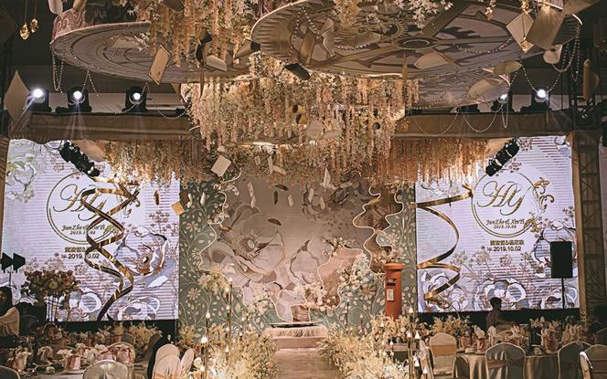 婚礼策划——奢华浪漫   信仰