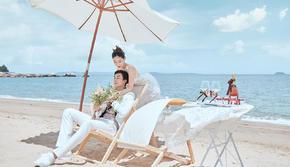 【廈大白城】 來廈必選→沙灘海景婚紗照