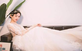 简漫资深化妆师唯美新娘早妆