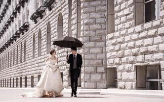 10服10造高级感定制婚纱摄影