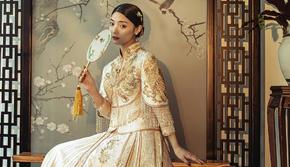 中国风||精致传承、张扬婚纱照