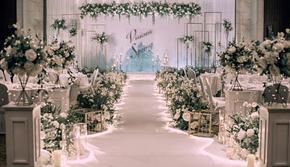 【清漾林语】自然和纯粹森系婚礼