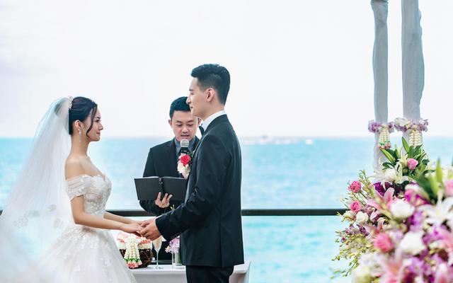 普吉岛铂尔曼酒店海岸平台婚礼-爱旅全球婚旅