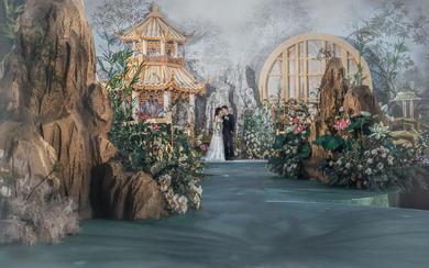 【好时】中国风 私人订制婚礼