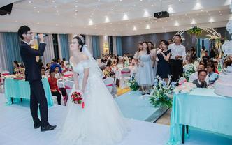 (促销活动)单机位 摄影+摄像 全程婚礼跟拍