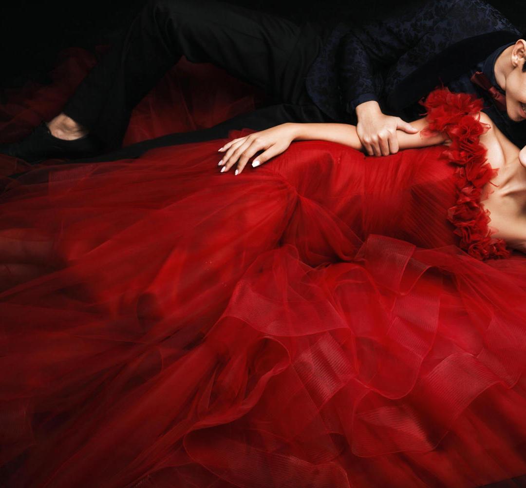 『轻奢质感』主题 婚纱照