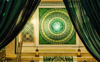 回民特色-穆斯林主题定制婚礼-鸿宾楼