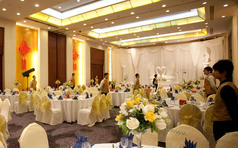 绿地公馆婚宴