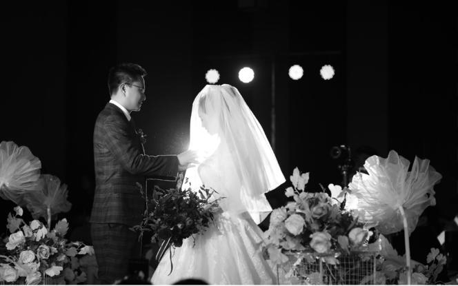首席总监单机位婚礼摄影