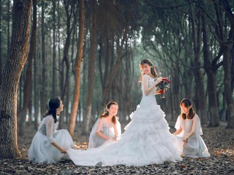 知白影像-婚礼摄影总监档