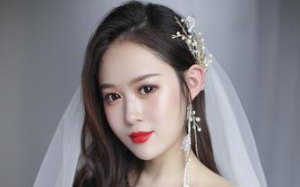 【仙女造型】专家档全天跟妆+伴娘妆 韩式清新大气