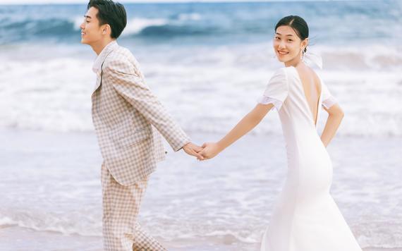 七夕推荐|14套服装+4天3晚+送婚纱+机票补贴