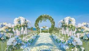 【巴厘岛婚礼】梦幻悬崖 海外婚礼 一价全包