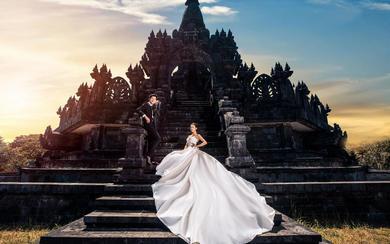 爱旅拍巴厘岛•原创作品•迷你婆罗浮屠