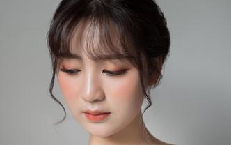 【小米造型】首席造型师 娇娇老师 全天新娘跟妆