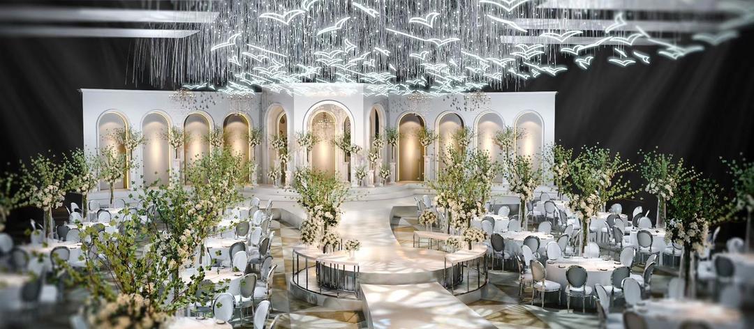 喜悦主题婚礼酒店