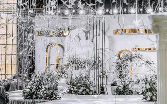 【Ai】送四大金刚-白色古希腊简约大气欧式婚礼