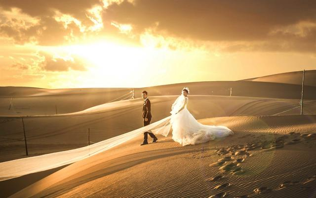 西北沙漠旅拍——西风的眷恋