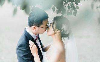首席档双机位婚礼跟拍原片全送精修100+