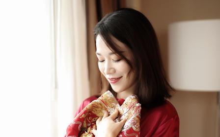 高端新娘全天妆造4-5款 外景 送新郎伴娘妈妈妆