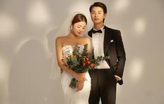 总监团队·情绪感 简约韩式婚纱照 无任何隐形消费