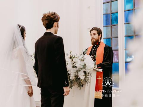 【实价】三亚教堂婚礼/欧式礼堂+布置+四大金刚