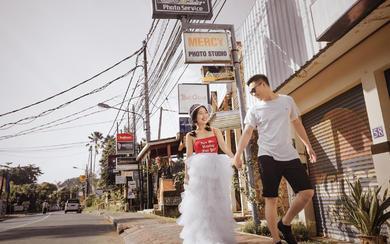 爱旅拍巴厘岛•客照欣赏•时尚街拍•徐&潘